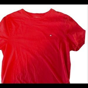 Tommy Hilfiger Red tee